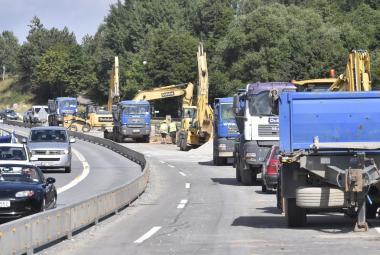 MAPA: Provoz na dálnicích v létě omezí přes 40 uzavírek. D1 budou hlídat radary