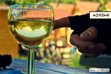 Cyklisté na jižní Moravě vyrážejí na vinařské stezky. Degustaci jim ale zákon neumožňuje