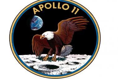 Znak mise Apollo 11