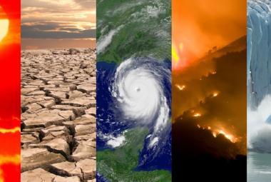 Červenec byl nejteplejší měsíc od roku 1880, potvrdili američtí vědci