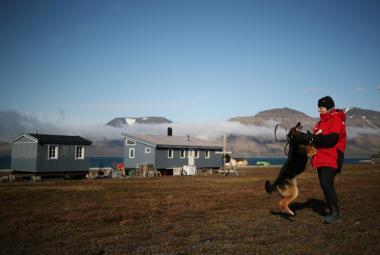 Na arktických Špicberkách padl teplotní rekord, naměřili tam téměř 22 stupňů