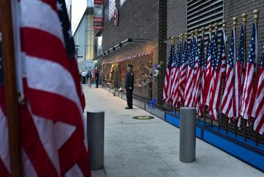 Spojené státy si připomněly památku teroristických útoků z 11. září 2001