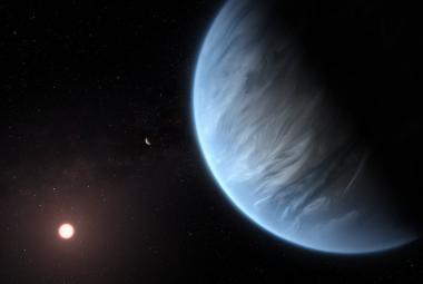 Na obyvatelné exoplanetě K2-18b se našla voda. Během deseti let zjistíme, je-li tam život, slibují vědci