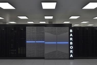 Nový ostravský superpočítač Barbora je osmkrát výkonnější než jeho předchůdce Anselm
