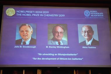 Nobelovu cenu za chemii dostal otec lithiové baterie. Jeho objev změnil 21. století