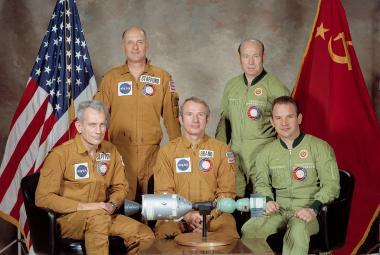 Zemřel kosmonaut Alexej Leonov, první člověk, který vystoupil do volného kosmu