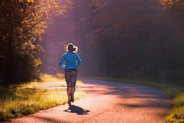 Lidé, kteří běhají, mají o 27 procent nižší pravděpodobnost předčasného úmrtí