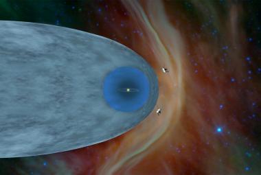 Družice Voyager 2 prozkoumala okraj Sluneční soustavy. Poslala první data o téměř neznámém prostoru