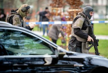 ČASOVÁ OSA: 7:19 první oznámení o střelbě, za tři minuty dorazili policisté