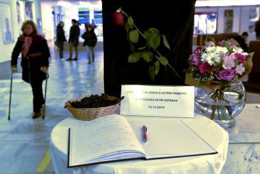 Poslední zraněný po střelbě v Ostravě už je doma