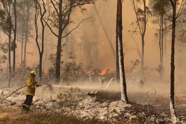 Meteorolog Michal Žák: Austrálie zažívá extrémy, které se očekávaly až ke konci století