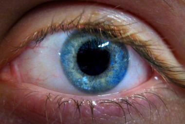 Čeští vědci poprvé léčili rakovinu sítnice injekcí přímo do oka