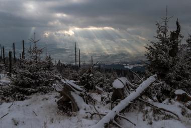 Meteorolog Karas: Zima je letos výrazně teplá. Na vině jsou tlakové výše nad jihovýchodní Evropou