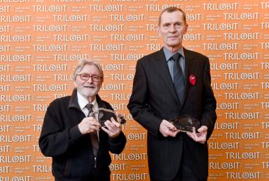 Hlavní cenu Trilobit 2020 získali herci Schmitzer a Mrkvička za výkon ve filmu Staříci