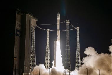 Start evropské rakety Vega byl neúspěšný. Nesla satelit, na kterém se podíleli i Češi