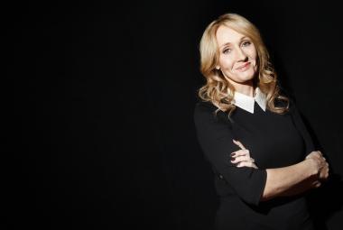 Britská spisovatelka Jo Rowlingová