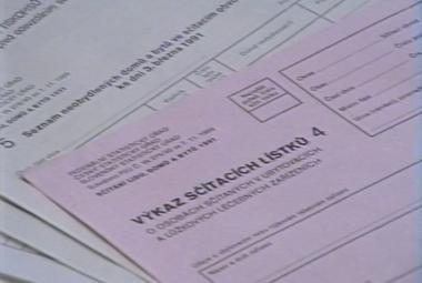 30 let zpět: Přípravy na sčítání lidu
