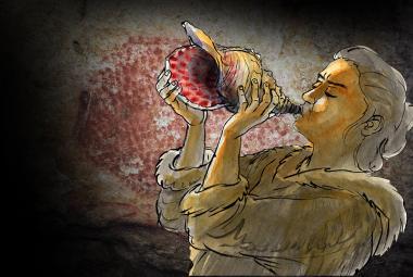 Archeologové zahráli na hudební nástroj starý 17 tisíc let. Poslechněte si jej