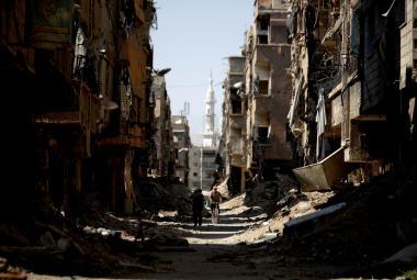 Krvavý konflikt v Sýrii vypukl před deseti lety. U moci zůstává oslabený Bašár Asad