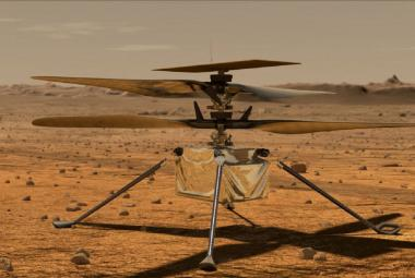 NASA odložila let vrtulníku Ingenuity na Marsu. Odstartuje nejdříve ve středu