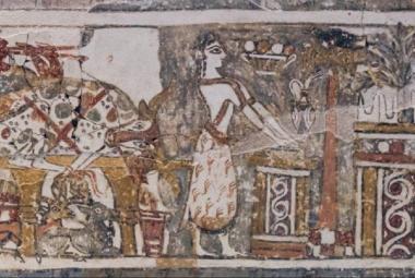 Lidé si myli ruce v Evropě už před třemi tisíci lety. Nejstarší důkaz pochází z Řecka