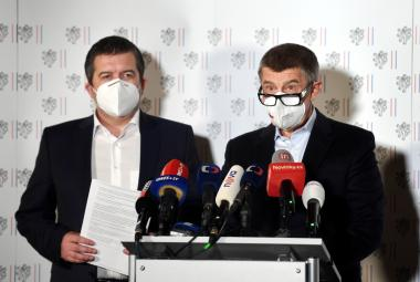 Do výbuchu ve Vrběticích byli zapojení ruští agenti, oznámil Babiš. Česko jich osmnáct vyhostí