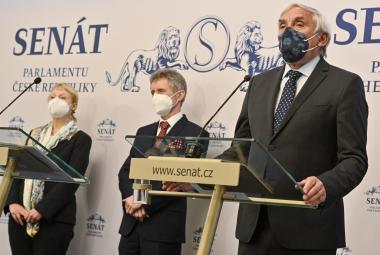Politici reagují na případ Vrbětice. Vystrčil i Fiala viní Rusko ze státního terorismu