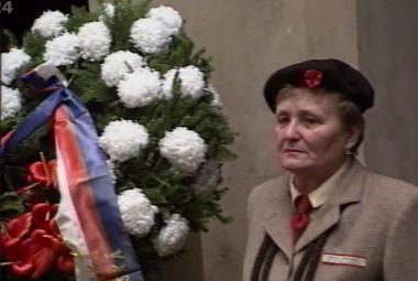 30 let zpět: Poslední rozloučení se sokolskou náčelnicí Marií Provazníkovou