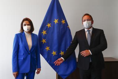 K evropským sankcím vůči Minsku se přidaly USA, Británie a Kanada