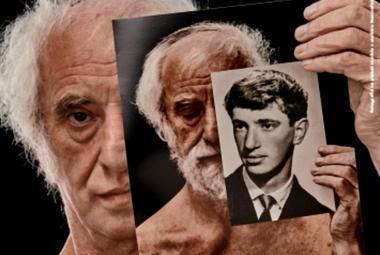 Dokument na tělo: Fotograf Štreit řekl i to, co by normálně neřekl
