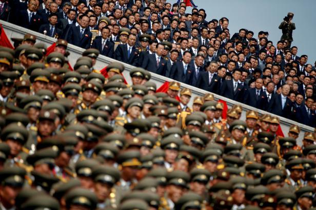 Podle Soulu je KLDR ochotna vzdát se jaderných zbraní