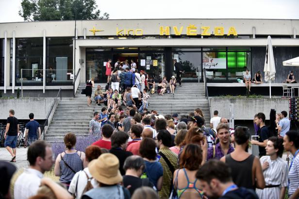 Filmovka láká do Hradiště na Tarkovského, uprchlíky a francouzskou perverzi
