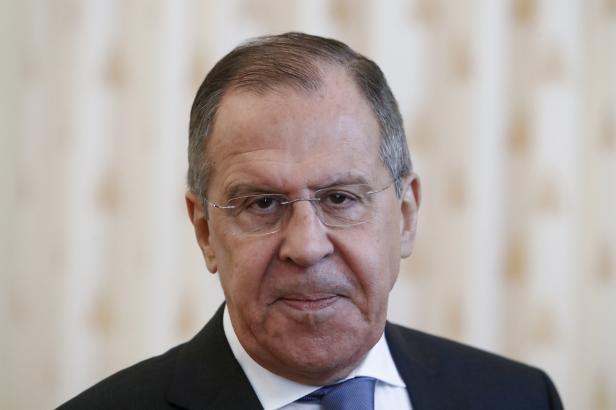 Že Rusko zasahovalo do voleb v USA? Jen žvanění, řekl Lavrov k americkému spisu