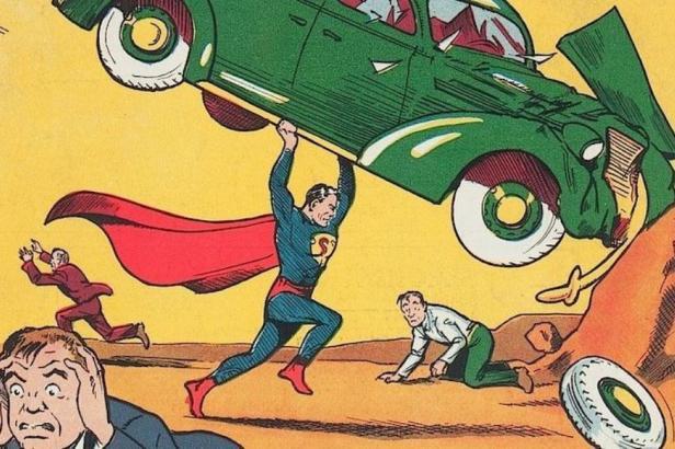 Superman zachraňuje svět už 80 let. Začínal jako bojovník proti korupci