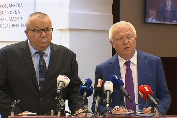 Do čela komise pro kontrolu GIBS zvolili poslanci Maška z ANO