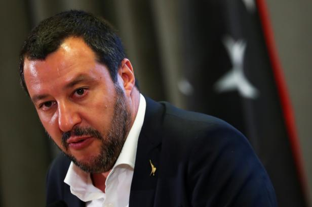 Salviniho Liga jednala s Rusy o penězích na volby do europarlamentu, tvrdí italský týdeník