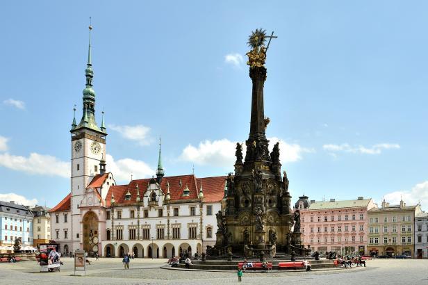 Příjem Olomouce příští rok vzroste na 2,58 miliardy korun. Město chce skončit v mnohamilionovém plusu