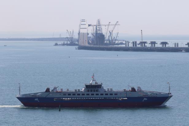 Rusko nevymění zadržené ukrajinské námořníky za summit s Trumpem