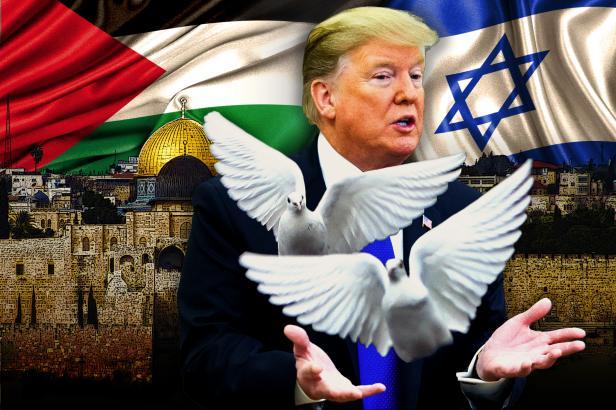 """Svět čeká na Trumpovu tajnou """"dohodu století"""". Ústupky jsou teď v Izraeli národní zrada, upozornil expert"""