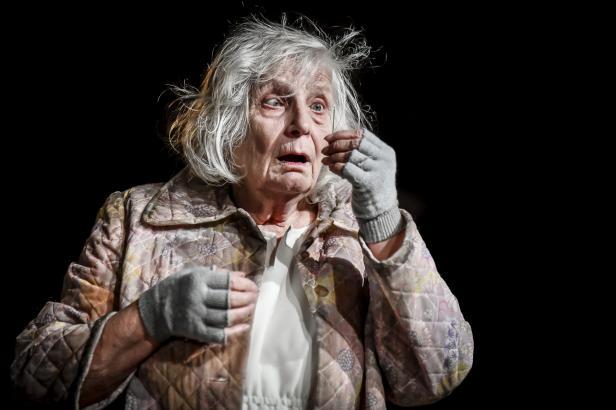 Marie Durnová je v Brně sama na Stěhování duší
