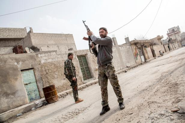Ofenziva na severu Sýrie je nepřijatelná, mohou tam být naši vojáci, reaguje Pentagon na Turky