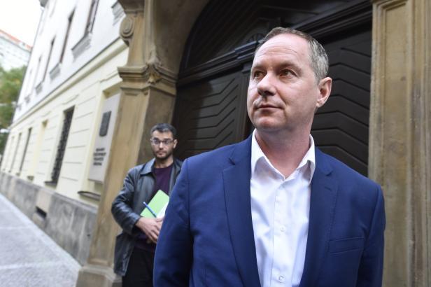 """""""Strana potřebuje nový drajv."""" Gazdík chce na jaře skončit ve funkci předsedy STAN"""