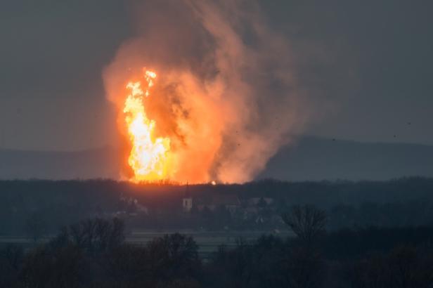 V Rakousku vybuchl plynový terminál. Dodávky na jih Evropy jsou přerušené