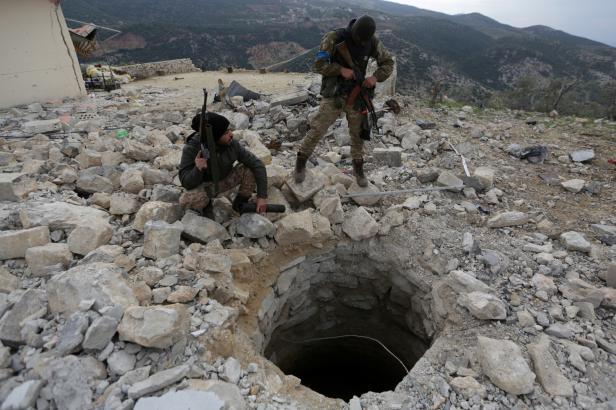 Turecko proti nám použilo chemické zbraně, tvrdí syrští Kurdové