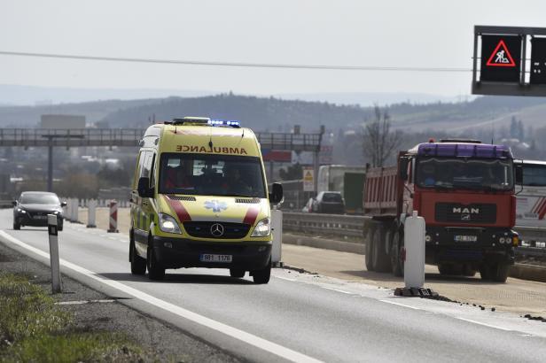 V Brně opravují důležité silnice, záchranářům se protahuje cesta k pacientům