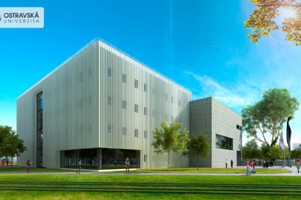 Univerzita plánuje velkolepou stavbu v centru Ostravy. Nadčasový objekt bude žít sportem a uměním