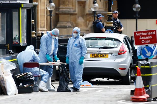 V Londýně útočil Brit původem ze Súdánu, potvrdila policie
