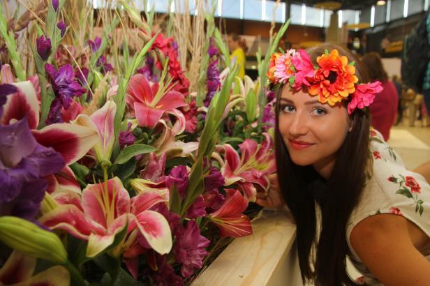 Odstartovala Rozkvetlá léta. Olomouckou Floru zaplavily květy orchidejí, šlechtěných růží i lilií