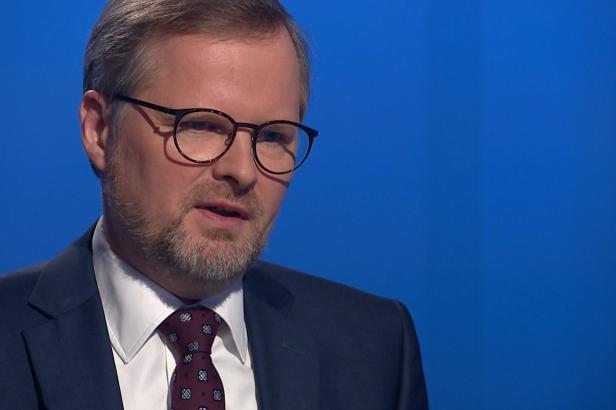 Hnutí ANO vede proti živnostníkům třídní boj, tvrdí předseda ODS Petr Fiala