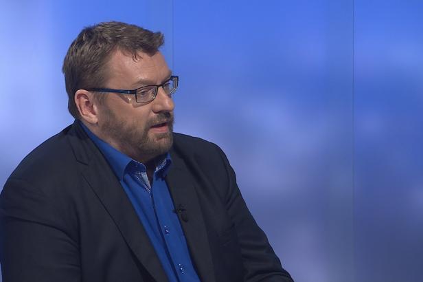 Rozpuštění své organizace SPD nepovažuje Lubomír Volný za trest kvůli tomu, že kandiduje proti Okamurovi